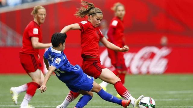 Kadın futbolunda gelir eşitsizliği