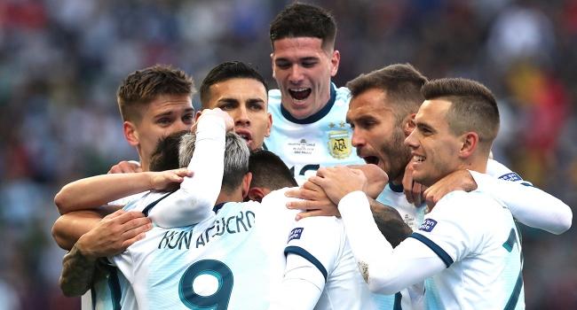 Arjantin Copa America 3üncüsü