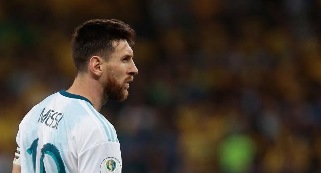Messiden Copa Americaya ağır eleştiri