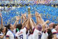 Kadınlar Dünya Kupası finalinden fotoğraflar