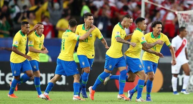Copa America Brezilyanın