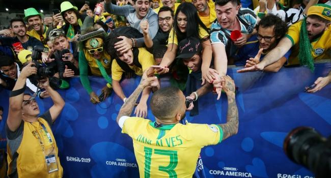 Copa Americaya damga vuranlar