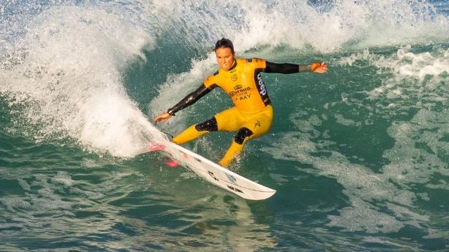 Dünya Sörf Ligi'nde heyecanın adresi Güney Afrika