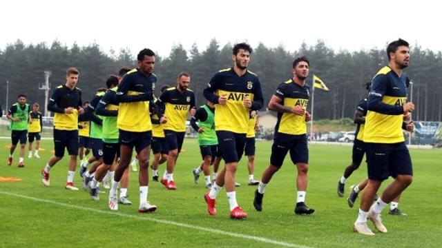 Fenerbahçe'nin Topuk Yaylası kampı tamamlandı