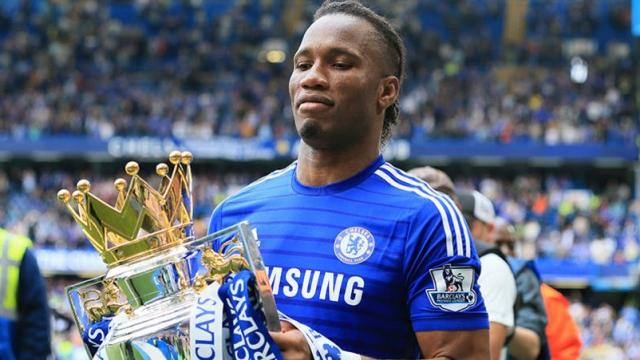 Drogba'dan şampiyonluk tiyosu