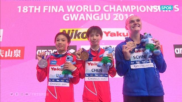 FINA Dünya Şampiyonası heyecanı devam ediyor