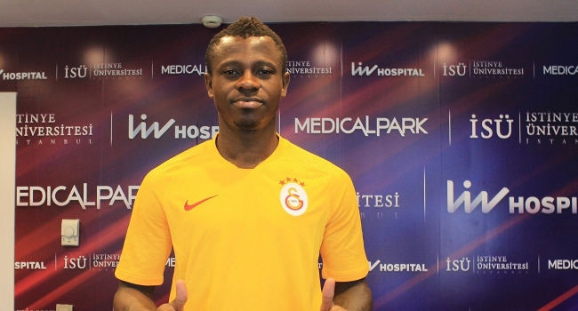 Michael Seri resmen Galatasaray'da