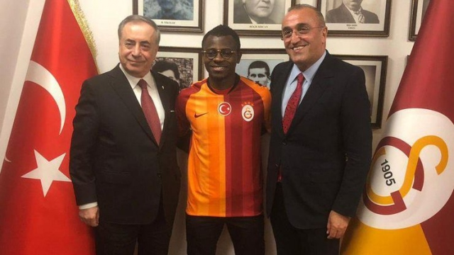 """""""Galatasaray'da olduğum için çok mutluyum"""""""