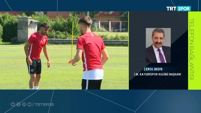 Erol Bedir'den, TRT Spor'a transfer açıklaması
