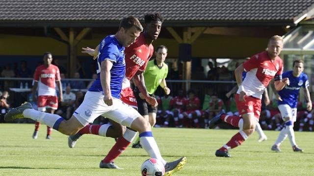 Everton - Monaco (Özet)