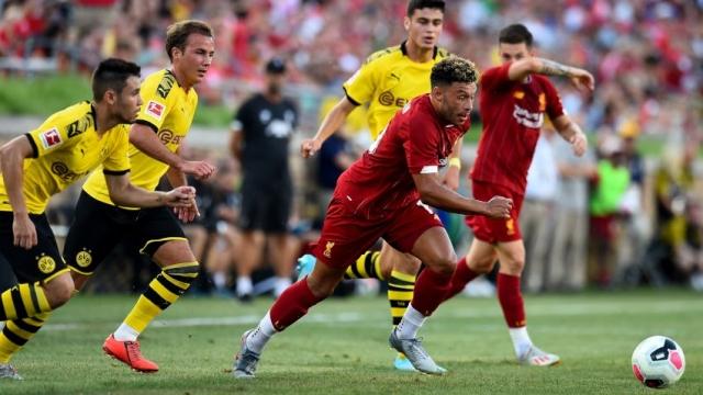 Dortmund - Liverpool (Özet)