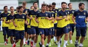 Fenerbahçe yeni sezon çalışmalarına devam etti