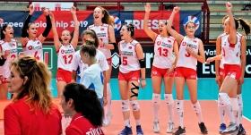 Türkiye namağlup finalde