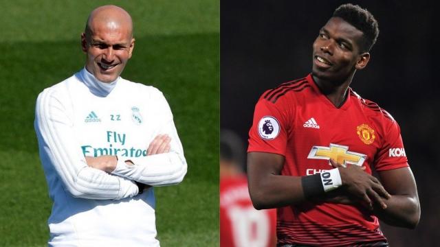 Zidane'dan Bale ve Pogba açıklaması