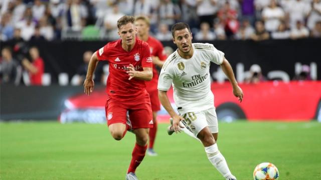 Bayern Münih - Real Madrid (Özet)
