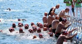 İstanbul Boğazı'nda yarış heyecanı