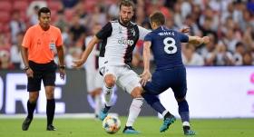 Juventus'u Harry Kane yıktı