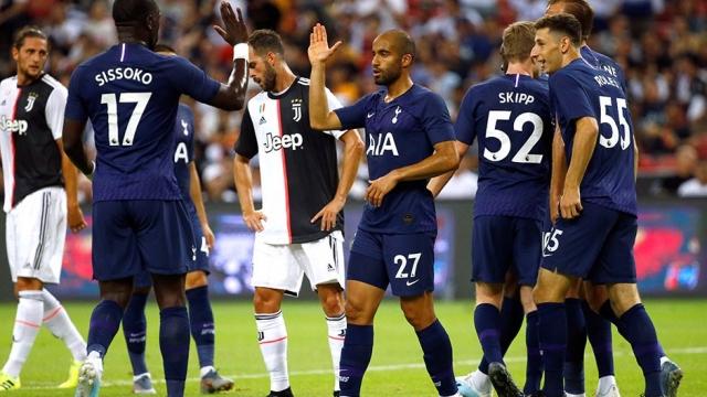 Juventus - Tottenham (Özet)