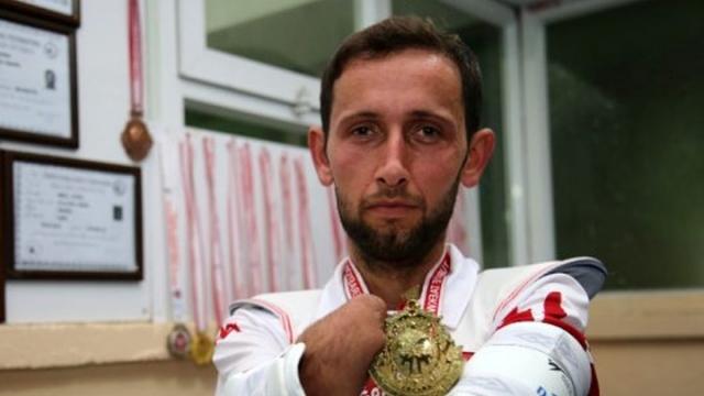 Soner Aras'ın hedefi Avrupa Şampiyonluğu