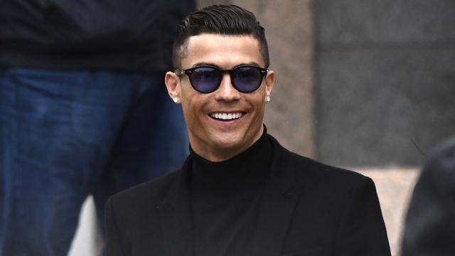Ronaldo'nun davası düştü