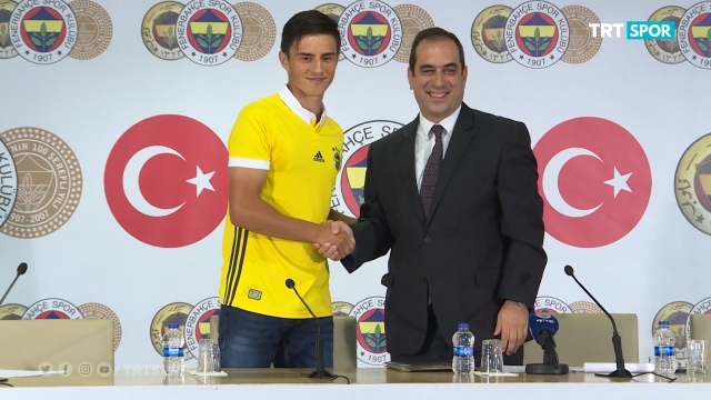 Fenerbahçe'nin parlayan Elmas'ı