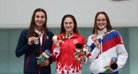 Millilerden 6 madalya