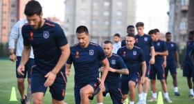Başakşehir'de yeni sezon hazırlıkları
