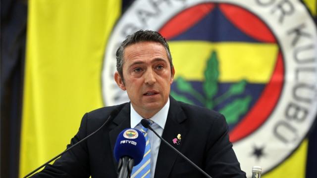 Ali Koç: Türk futbolu batak durumdadır
