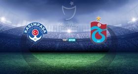 CANLI | Kasımpaşa-Trabzonspor