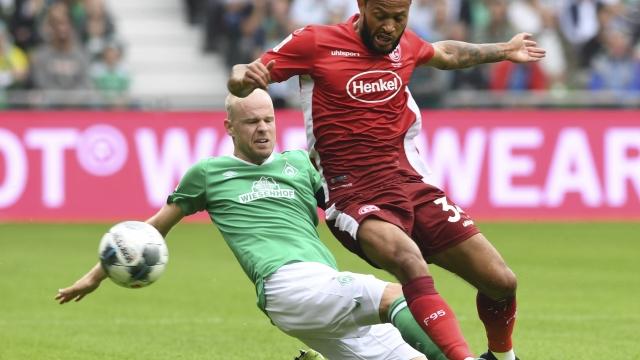 Werder Bremen - Fortuna Düsseldorf (ÖZET)