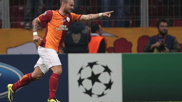 "Futbol dünyasından bir ""Sneijder"" geçti"