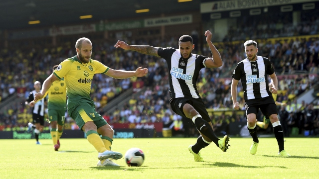 Norwich City - Newcastle United (ÖZET)