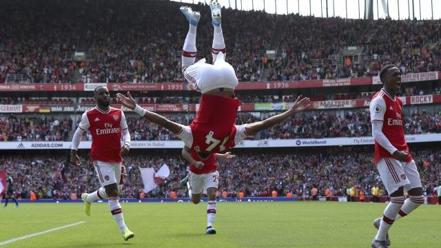 Arsenal - Burnley (ÖZET)