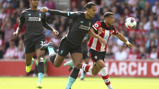 Southampton - Liverpool (ÖZET)