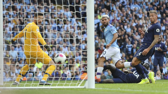 Manchester City - Tottenham (ÖZET)