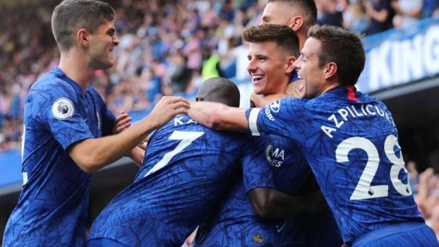 Chelsea - Leicester City (Özet)