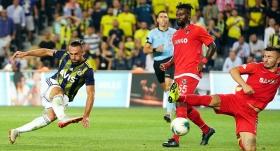 Fenerbahçe - Gazişehir Gaziantep özet: 5-0