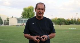 İldiz: Tek hedefimiz şu an için Antalya maçı