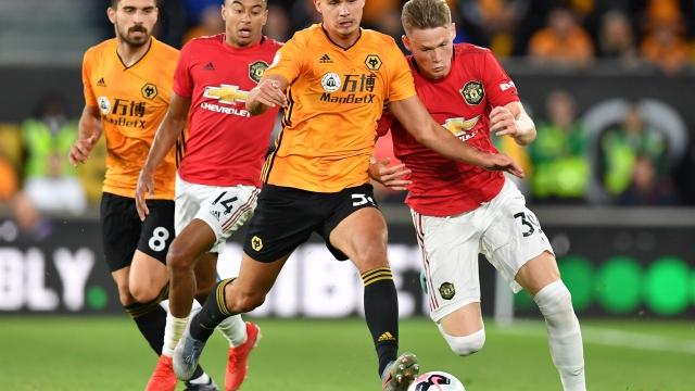 Wolverhampton - Manchester United (Özet)