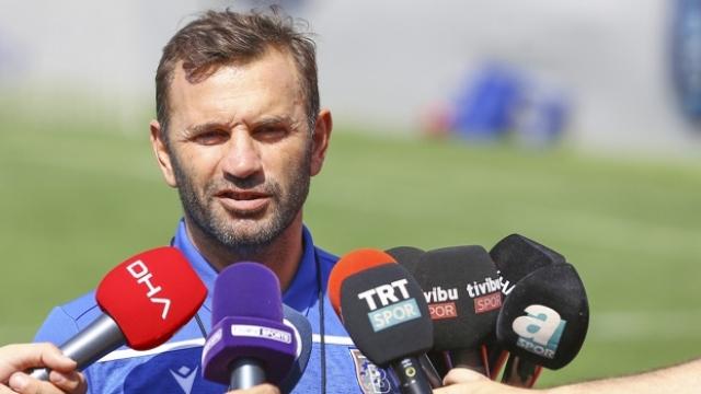 Okan Buruk, Fenerbahçe maçı öncesi konuştu