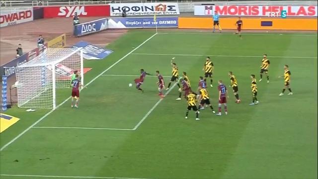 AEK:1 - Trabzonspor:1