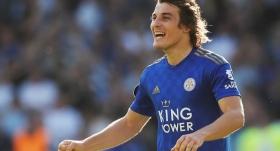 Leicester City ilk kez kazandı