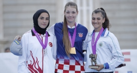 Dünya Okçuluk Şampiyonası'nda iki madalya