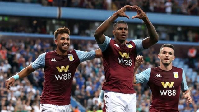 Aston Villa - Everton (Özet)