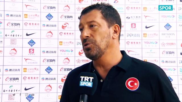 Ufuk Sarıca mağlubiyeti TRT SPOR'a değerlendirdi