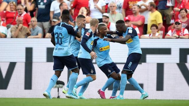 Mainz - Borussia Mönchengladbach (Özet)