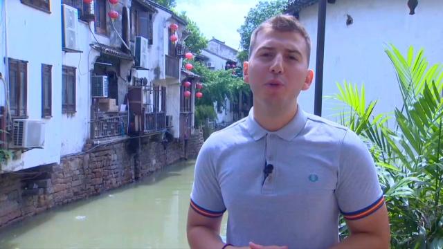 TRT SPOR ekibinin Çin izlenimleri