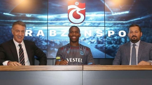 Trabzonspor Sturridge ile imzaladı