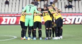 AEK lige mağlubiyetle başladı