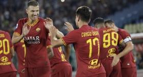 Cengiz'in golü Roma'ya yetmedi